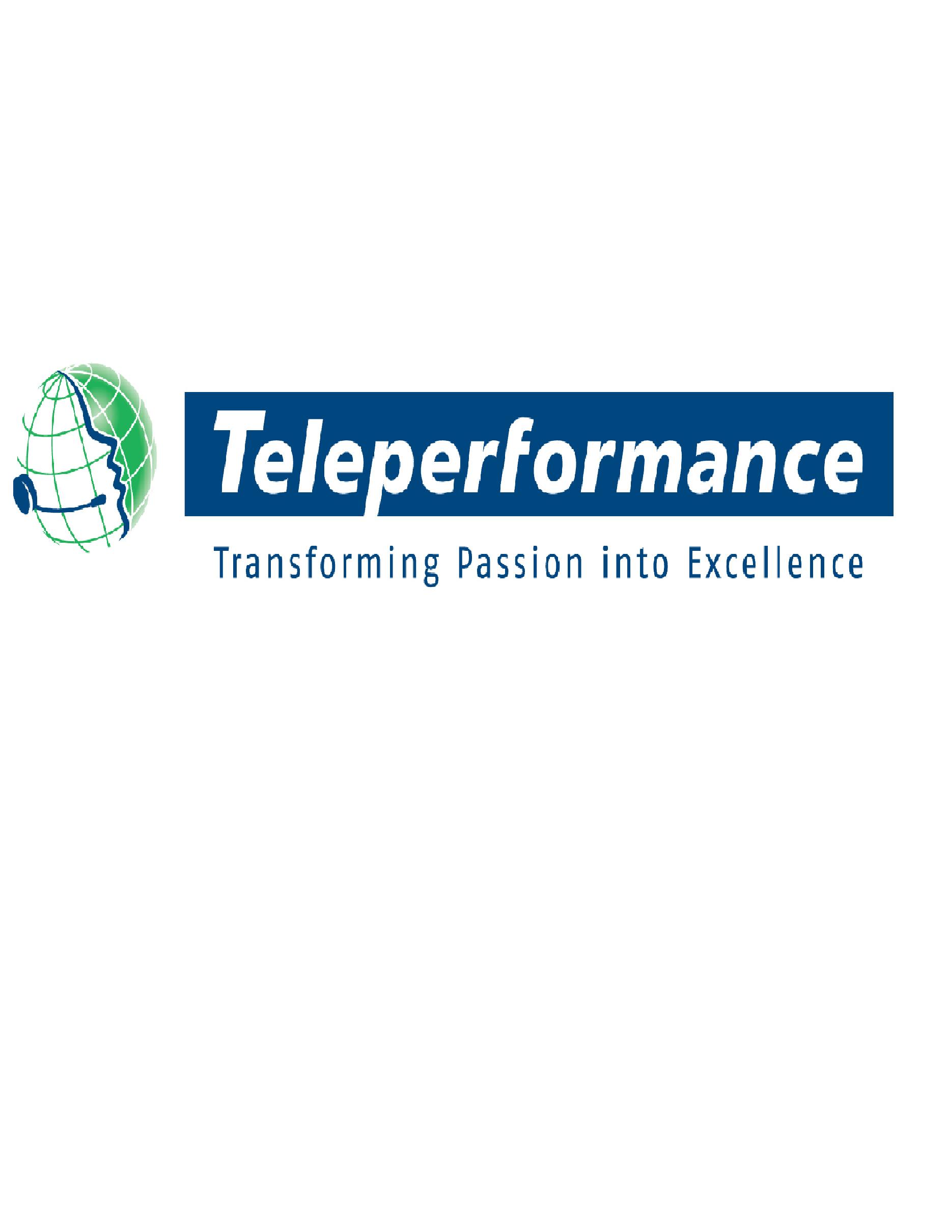 Teleper  Formance